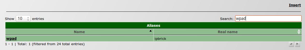 How to configure WPAD - wiki IPBRICK COM